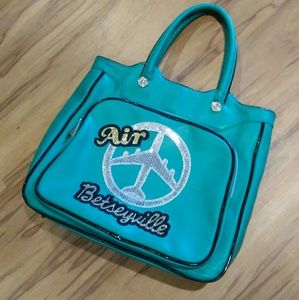 Betseyville by Betsey Johnson Air Tote